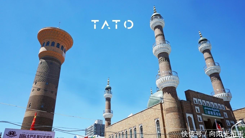 世界上最大的大巴扎,充满地域特色,是多数人来新疆旅游的第一站