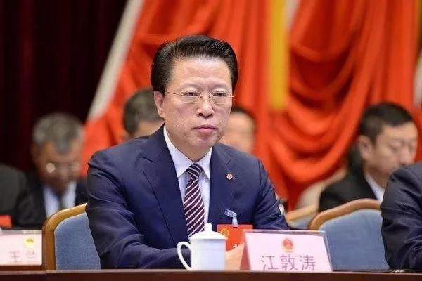 青岛崂山区委书记江敦涛调任淄博市委书记