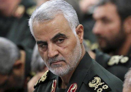 """伊朗""""关键将军""""遭美军火箭弹袭击身亡 美国为何选择刺杀""""暗局之神""""?"""