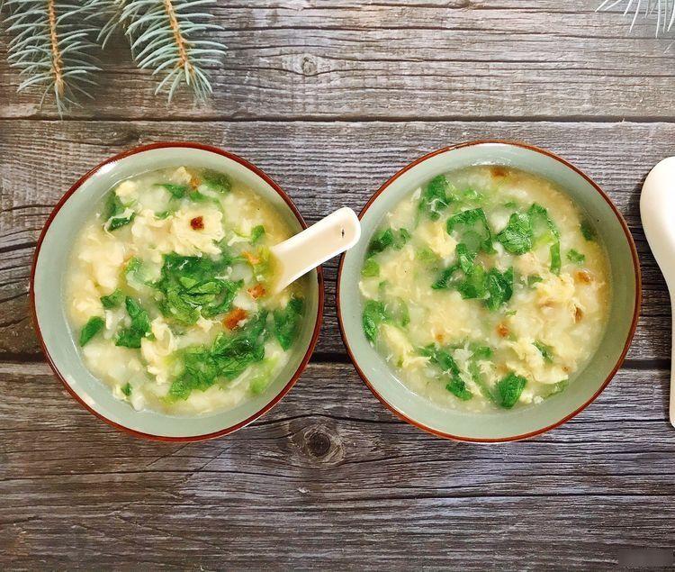 「早餐」美味早餐疙瘩汤的做法