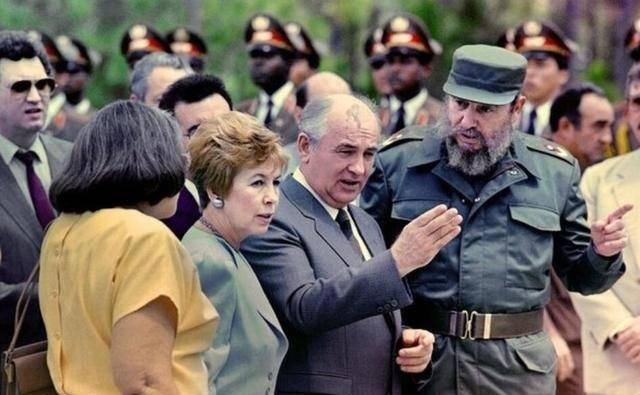 苏联解体后,美国为何没对古巴下手呢?