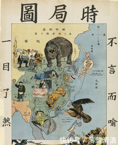 『中国』列强也要先捡软柿子捏为何印度被完全殖民,而清朝却得以保全