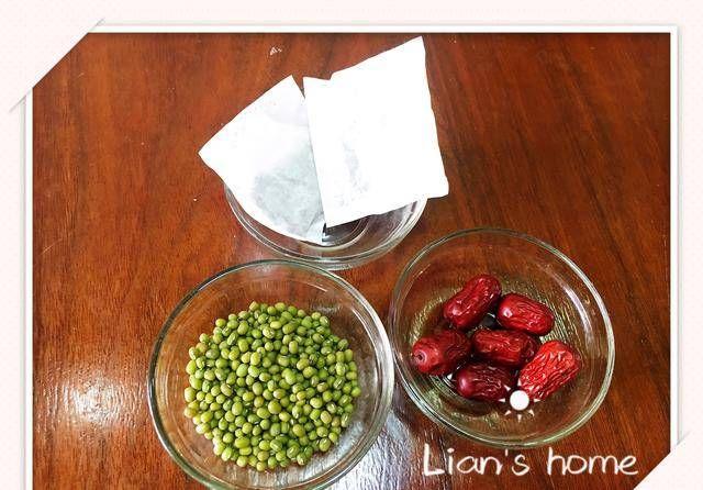 「清热」绿豆粥的清热、解暑、减肥和荷叶的双重功效,吃起来太容易了