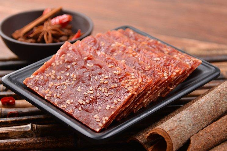 【益气养血】猪肉脯不用外面买了,麻辣鲜香回味无穷,还能温中补脾益气养血