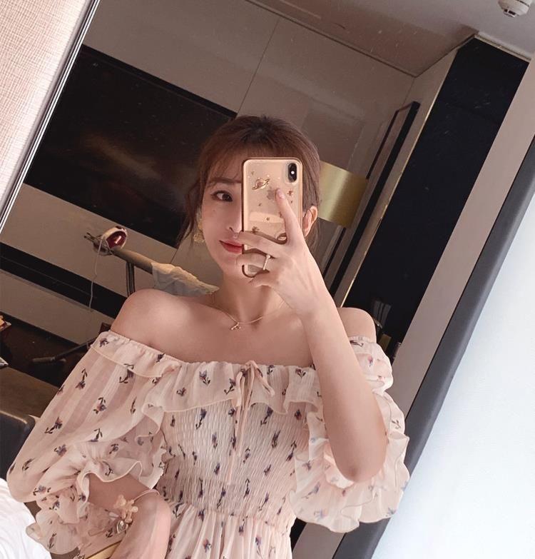 深受欢迎的森女系连衣裙,反正怎么看怎么仙