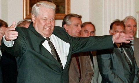 俄罗斯加入北约?机密文件披露英国政府25年前主张