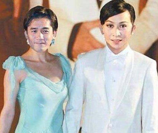 丁克十多年,56岁梁朝伟终于要当爸爸了,生孩子的却不是刘嘉玲