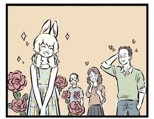 非人哉:小玉是一个人气博主,关于卖萌她有绝招,太厉害了