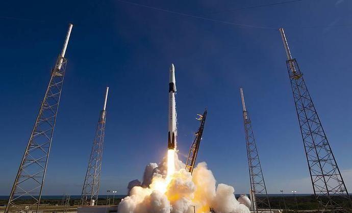 『运往』空中客车巴托洛梅奥平台成功升空运往国际空间站