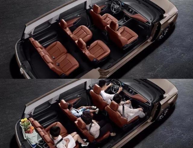 『上汽大众』房子都换套四了,确定车子不换个MPV?