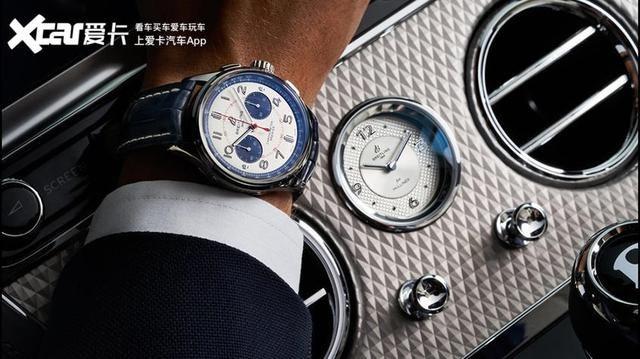 买不起宾利看这里 百年灵推璞雅宾利Mulliner限量腕表