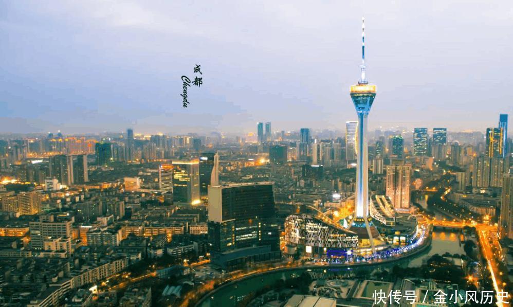 为什么说长江中游城市群, , 比成渝都市群的发展潜力更大