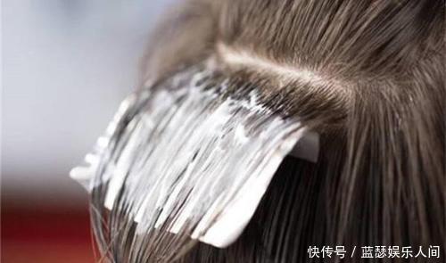 染发后多久能用卷发棒染发后护理注意事项