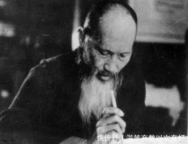 『毛主席』他是朱德老师,曾担任四川省长,一生为官清廉,曾预言毛主
