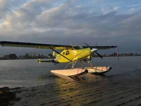 首架電動飛機首飛成功 標志著電動航空時代的開始