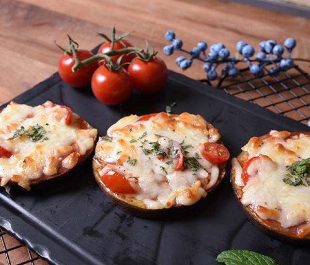 「好吃」番茄烤茄子,一口一个美味又满足,好吃到爆
