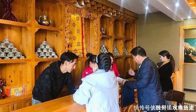 <b>旅游扶贫:青海文巴村打开致富门</b>