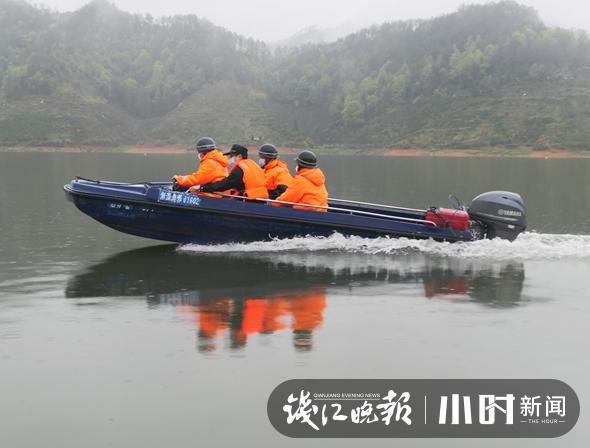 """573平方公里的浙皖水域,""""水上警务室""""里的他们24小时守护"""