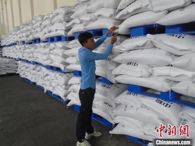 2019年度柬埔寨输华大米数量创出历史新高