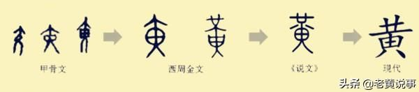 """""""黄""""字中间,是田字还是由字?大部分人都写错了"""