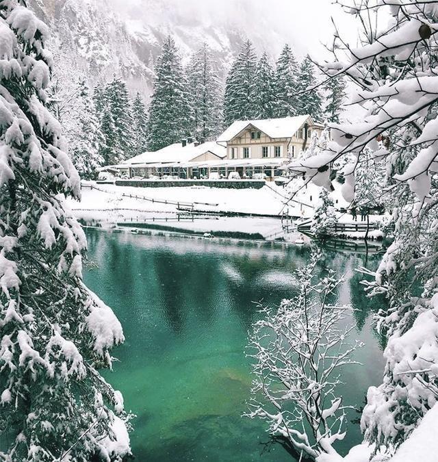 22张奇幻的冰雪世界