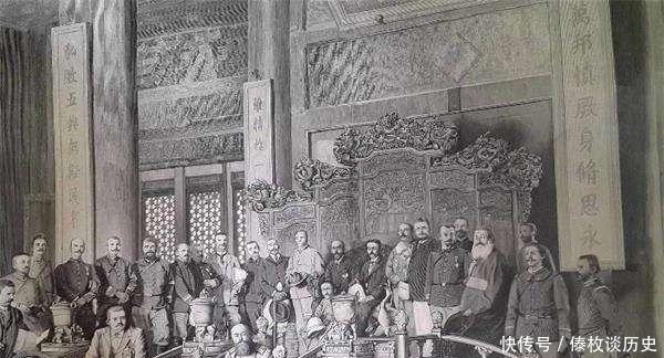 「国事务衙门」八国联军议和,要求处死十二位王公大臣,他们的结局如何?