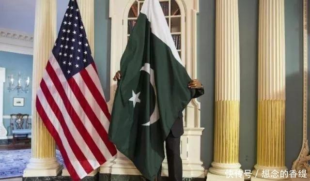 """巴基斯坦和美国重温""""故情""""?中国的巴铁要变成美国的巴铁了吗?"""