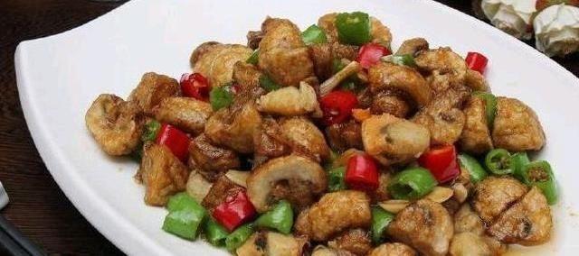 『蚝油』美食推荐香辣扇贝丁、胡萝卜肉丸、茶树菇烧豆腐、蒸娃娃菜的做法
