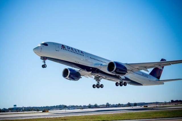 达美航空恢复底特律飞往上海航班 但机上并没有乘客