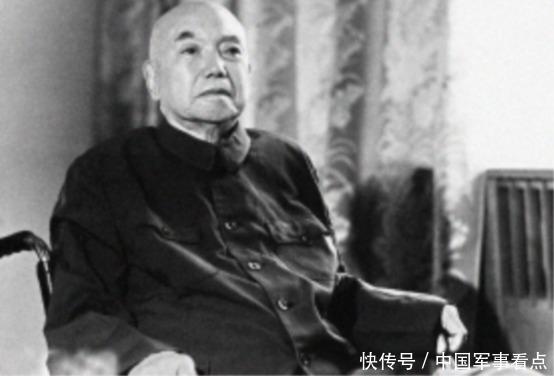 『萧克担任』八路军中的特别师长:没有成为元帅!晚年当上副主席,儿子是将军