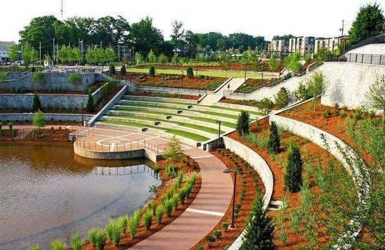 """内江资中:""""以水美城""""串起众多城市小公园"""
