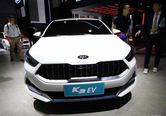 「km」续航突破490km 全新一代K3 EV将6月上市