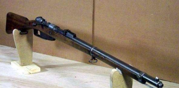 『中国』汉阳造是什么神枪?明明有先近的步枪,为啥清政府还买残次品?