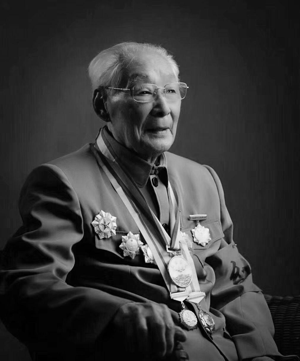 108岁老红军秦华礼逝世,曾任原南京邮电学院首任院长