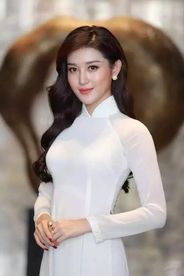 越南小姐阮陈玄眉 来看我 第18张