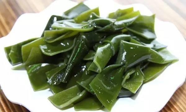 「带中的碘」它是长寿第一菜,降三高 溶血栓 刮油排毒有奇效!