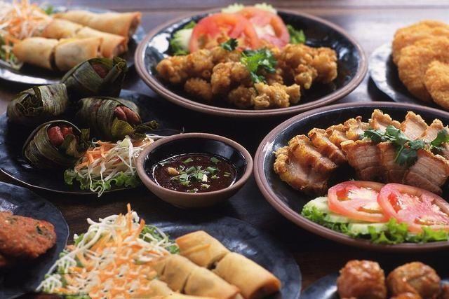 [中国人]美国的食物,日本的食物,再看中国的食物,没有对比就没有伤