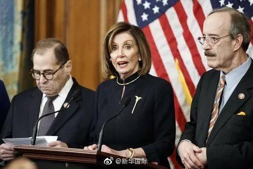 佩洛西:空袭未经国会授权