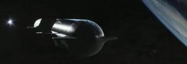 #预计#重200吨!人类首个星际飞船原型组装完毕,预计10至11月进行首飞