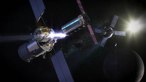延长■NASA 延长月球基地计划