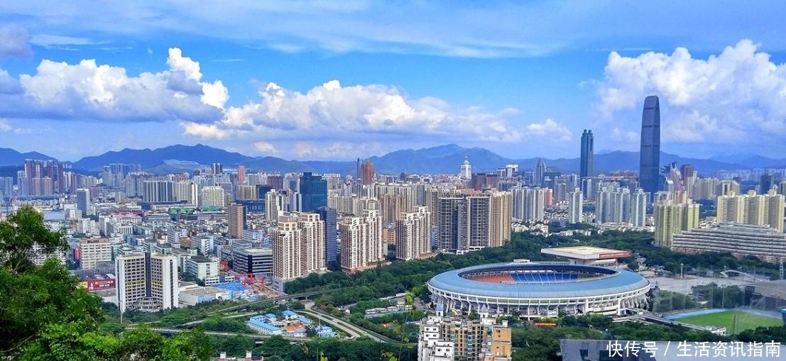 """【世界工厂】有望和深圳""""合并""""的城市,一旦成功,成为""""中国第一市""""不是梦"""