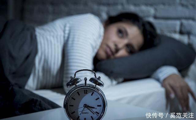 总在凌晨3、4点醒来,就睡不着通常是气血不足!记3句话补气血