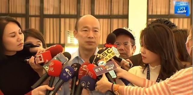 """蔡英文吁台湾各政党勿提""""九二共识""""?韩国瑜回应了!"""