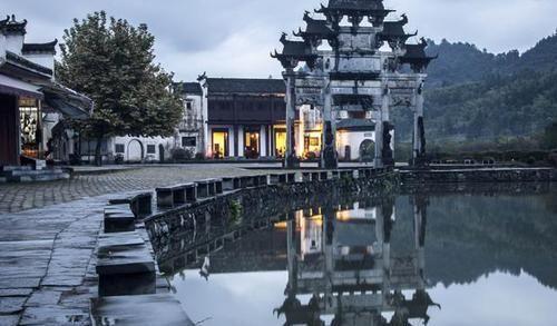 「优美」中国最文艺的古村,门票104元3日有效不限次数,景色优美令人向往