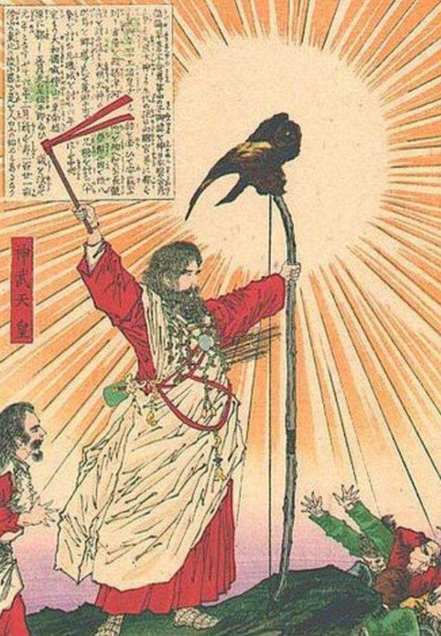 在日本神话传说中,人类起源于姐弟不伦恋,来看