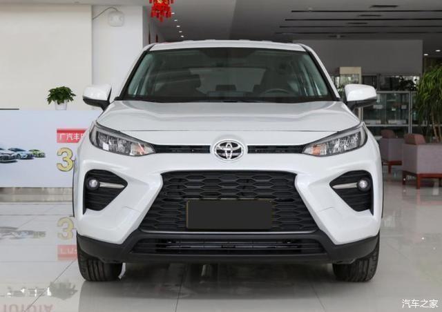 『次低配』广汽丰田威兰达,17.18万起售,你会选择么?