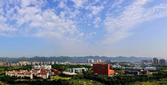 重庆又一座大学城将横空问世?这个73万人的城区正在规划当中