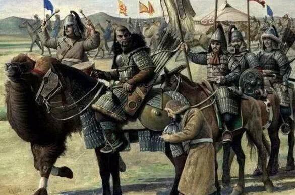 『中原王朝』成吉思汗为何要横扫亚欧大陆?专家:原因很简单,为了追杀一个人