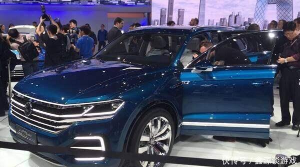 大众这次杀红眼!全新SUV比奥迪Q7气派,低至27万,或取代汉兰达