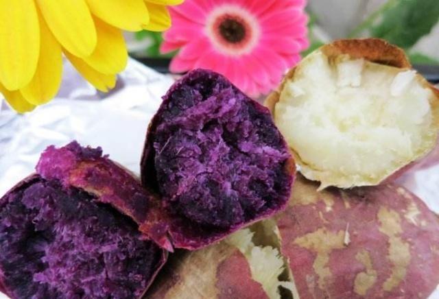 『营养』红薯、白薯和紫薯,哪个营养更高呢?看完后知道该怎么吃了!